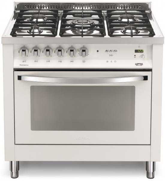 LOFRA - RAINBOW - SINGLE OVEN 90 cm - PBPG 96 MFT / C - White