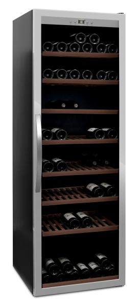 mQuvée Weinkühlgerät WineExpert 192 Stainless