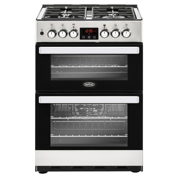 Belling Cookcentre 60 DF Stainless Steel