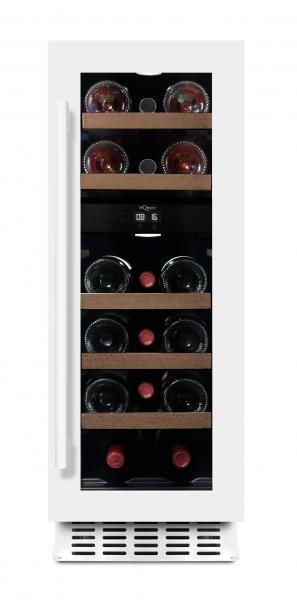 mQuvée Weinkühlgerät WineCave 720 30D Powder White