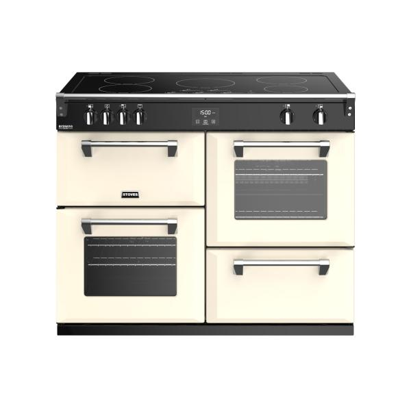 STOVES RICHMOND Deluxe S1100 Creme Induktion