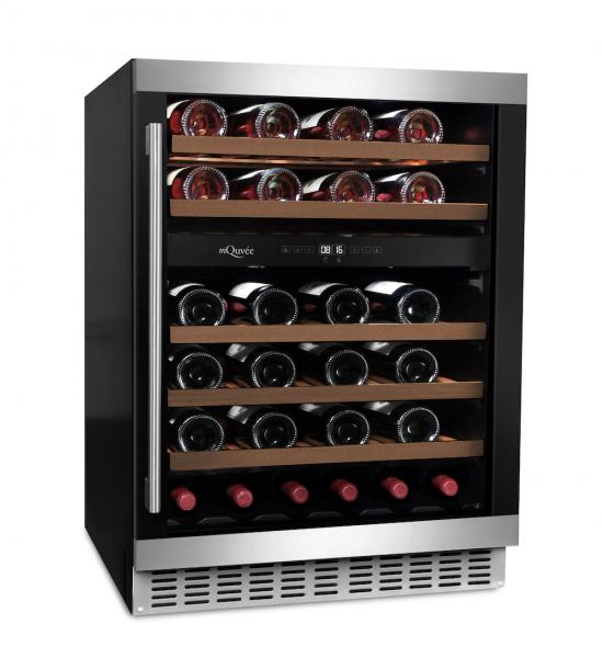 mQuvée Weinkühlgerät WineCave 720 60D Modern
