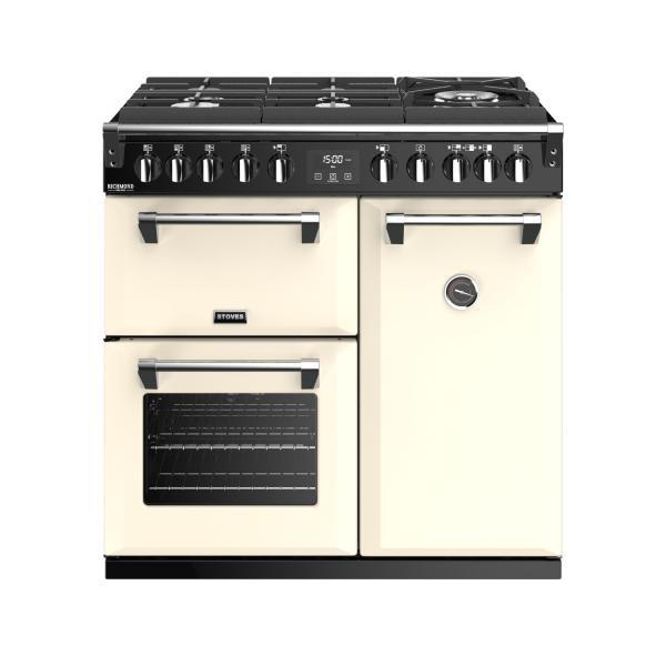 STOVES RICHMOND Deluxe S900 GTG GAS Creme