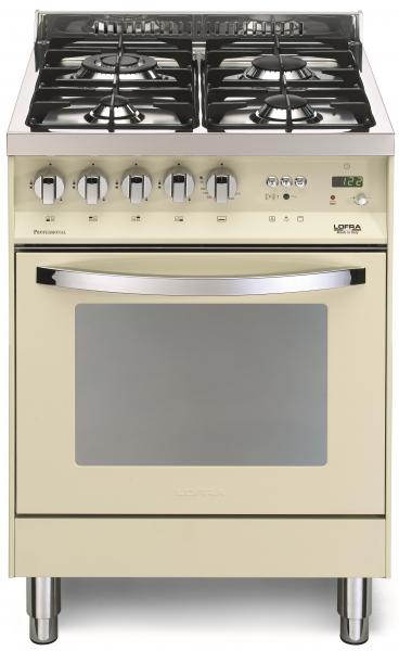 LOFRA - RAINBOW - SINGLE OVEN 60 cm - PBI 66 MFT / C - Ivory