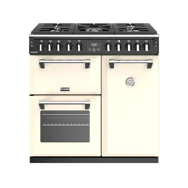 STOVES RICHMOND S900 DF (GAS) Creme