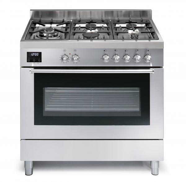 FRATELLI - Evolution Gas - Single Oven - EV296.50 Stainless