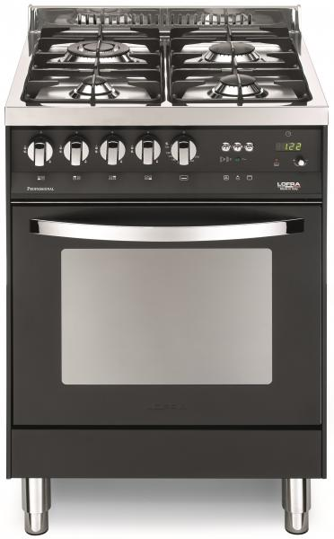 LOFRA - RAINBOW - SINGLE OVEN 60 cm - PNM 66 MFT / C - Black