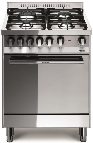 LOFRA - MAXIMA - SINGLE OVEN 60 cm - M 66 GV/ C - GAS / GAS