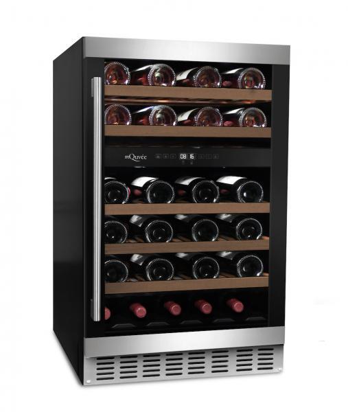 mQuvée Weinkühlgerät WineCave 700 50D Modern