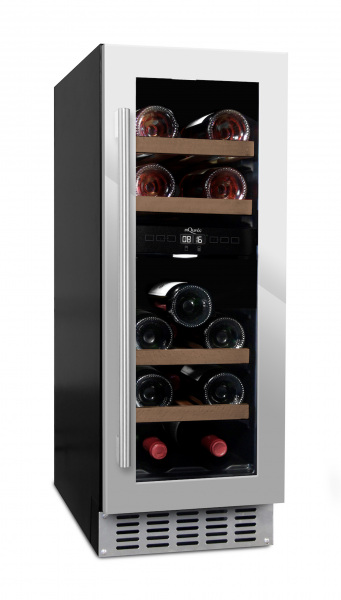 mQuvée Weinkühlgerät WineCave 700 30D Stainless