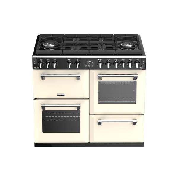 STOVES RICHMOND Deluxe S1000 GTG (GAS) Creme