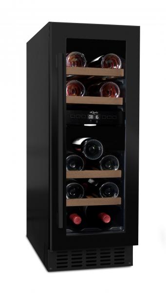 mQuvée Weinkühlgerät WineCave 700 30D Anthracite Black