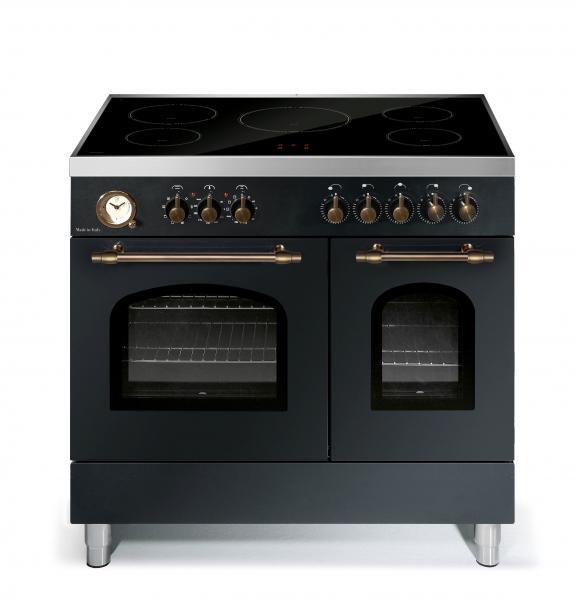 FRATELLI - Regency Induktion - Double Oven - REG292.015FEM/IND-AB