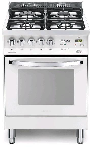 LOFRA - RAINBOW - SINGLE OVEN 60 cm - PBP 66 MFT / C - White