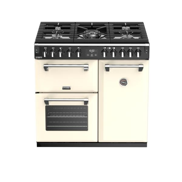 STOVES RICHMOND Deluxe S900 DF GAS Creme