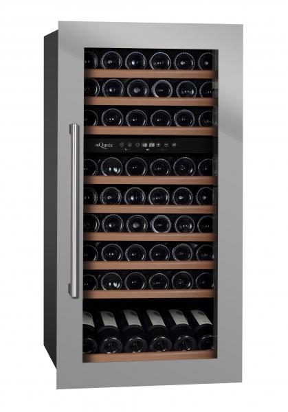 mQuvée Weinkühlgerät WineMaster 89D Stainless