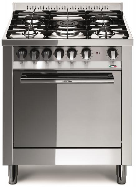 LOFRA - MAXIMA - SINGLE OVEN 70 cm - M 76 MF/ C - Gas / Elektro - INOX
