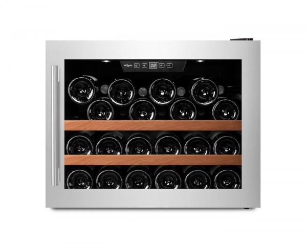 mQuvée Weinkühlgerät WineServe 28 Stainless