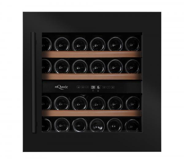 mQuvée Einbauweinkühlschrank WineKeeper WKD25AB